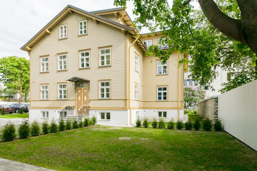A home in the greenery of Kassisaba