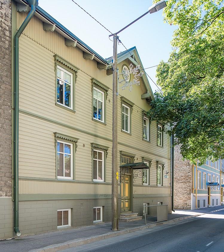 Tööstuse 29 – A cosy home in Kalamaja